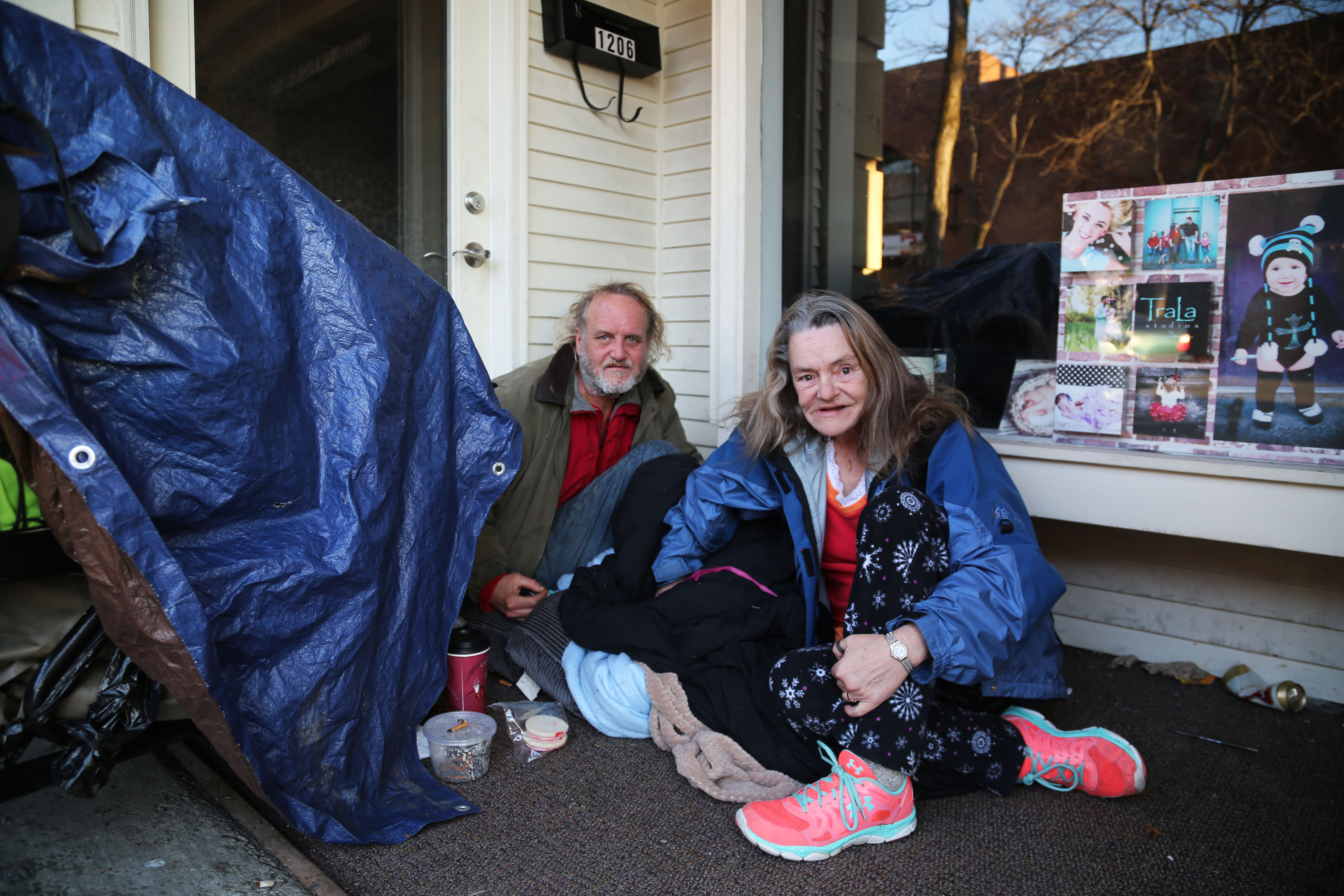 homeless in bellingham