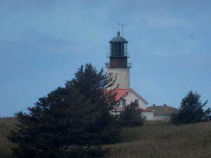 Cape Flattery Lighthouse on Tatoosh Island 25 percent