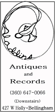 Aladdin's Antiques and Records